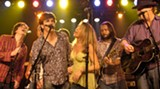 The Last Waltz Ensemble. Some, not all, of these people will be onstage at Loco's Saturday night