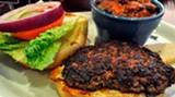 The original Green Truck classic burger