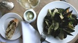 """The reasonably priced """"French bistro"""" menu offers a wonderful range of casual fare and more upscale dishes"""