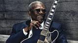 The stuff of legend: Catch blues great B.B. King Sept. 29 at the Mercer