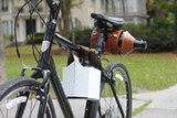 Transporting your brews by bike has never been easier.