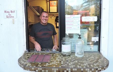 Chef/Owner Jason Bouchea