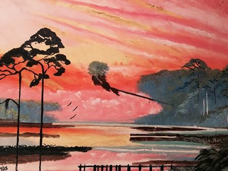 'Everglades Sunset' by Rodney Demps