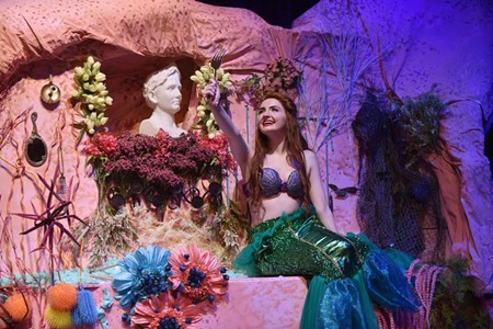 Ariel is played by Anna Schneider. - PHOTO BY SHANNON KUANFUNG