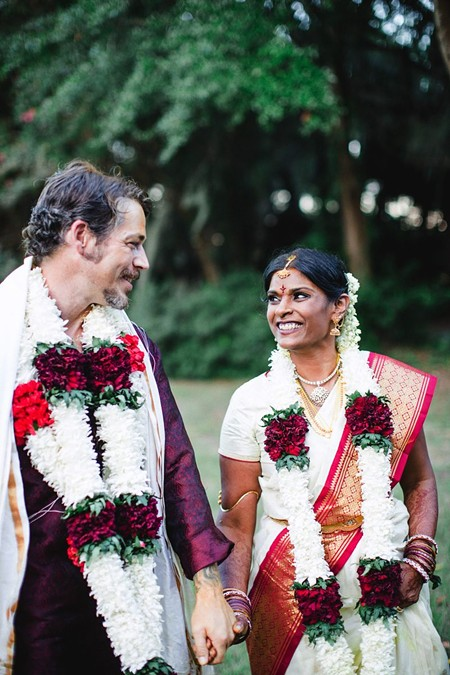 When a Southern preacher's son marries an Indian American woman from California, it's going to get colorful. - PHOTO BY IZZY HUDGINS
