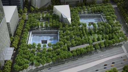 Architect Michael Arad and landscape architect Peter Walker describe their vision for the National 9/11 Memorial & Museum in the documentary The Trees.