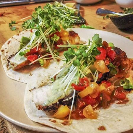 Bull Street Tacos.