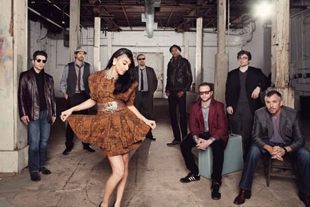 Ruby Velle & The Soulphonics make their Savannah debut at Revival Fest. Catch them on the Bridge View Stage at 9 p.m.