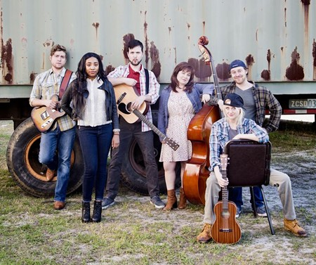 Savannah Rep brings the timeless charm of Pump Boys and Dinettes to the stage. - JASON B. JAMES