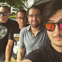 Jeff Two-Names and the Born Agains kick off tour at home