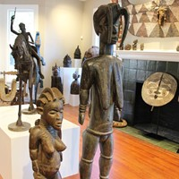 Art and culture collaborate at Savannah African Art Museum