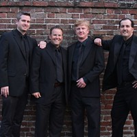 The Charlestones bring diverse repertoire to UU Church