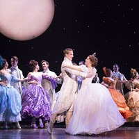 Touring version of 'Cinderella' rolls into town