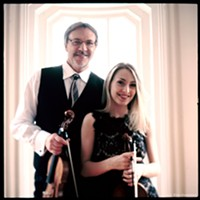 Mark and Maggie O'Connor's musical marriage