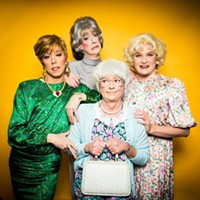 Golden Girls drag parody comes to Tybee Post Theater