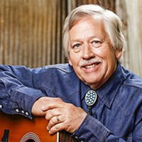Country legend John Conlee rolls on