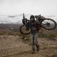 The River and The Wall:  Mountainfilm On Tour honors Veterans Day