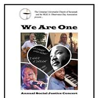 Annual social justice concert honors MLK Jr.