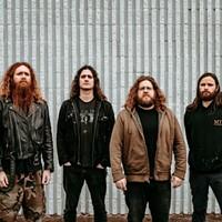 Inter Arma's ambitious metal soundscapes