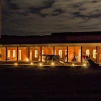 Fort Pulaski hosts candle lantern tours