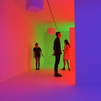 SCAD's deFINE ART: The (Color) Theory of Everything