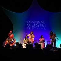 Savannah Music Festival Review: Chouk Bwa Libete/Leyla McCalla
