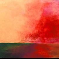 Cynthia Knott finds the horizon line