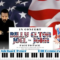 Face-To-Face (Billy Joel and Elton John tribute) @Tybee Post Theater