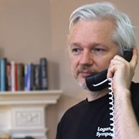 Risk:  The closest  look yet at Julian Assange