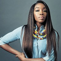 Estelle: 'Be yourself unapologetically'
