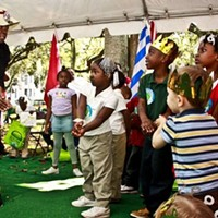 Savannah Children's Book Festival brings the pages to life