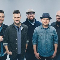 Big Daddy Weave, Brandon Heath @Savannah Civic Center