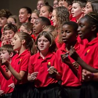 Savannah Children's Choir @Lucas Theater