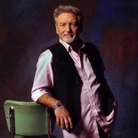 Larry Gatlin @Mars Theatre