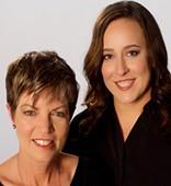 Lynn Vincent and Sara Vladic