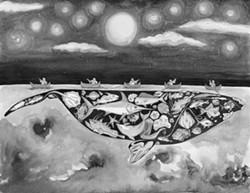 Art by Tara Garrigan.