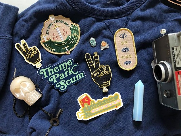 Secret Society Goods from Orlando, Florida.