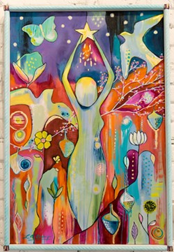 """The Star"" by Lisa Ocampo."