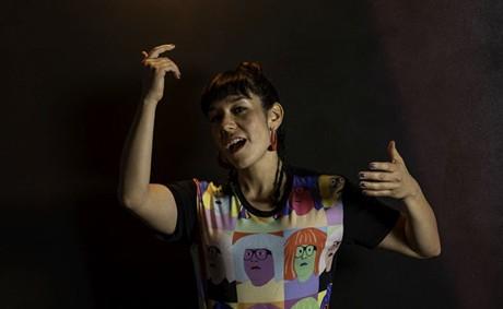 Veronica Garcia-Melendez of Bero Bero - PHOTO BY TED COMERFORD
