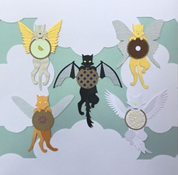 """Flying Cat Bakery (If Only No. 12)"""