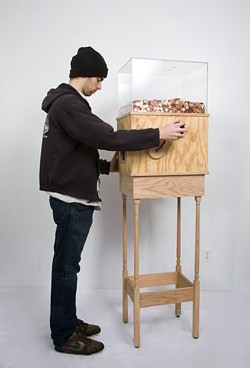 """Minimum Wage Machine"" by Blake Fall-Conroy."