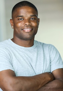 Kuntrell Jackson, who speaks at the Courageous Conversation at Grand Festival Day on Feb. 8.