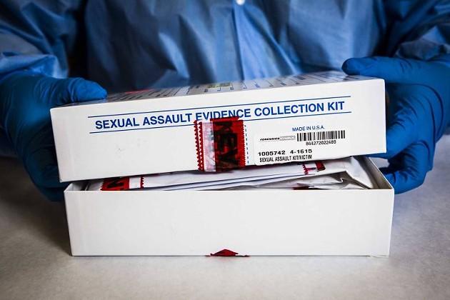 Georgia's vanishing rape kits: A special report
