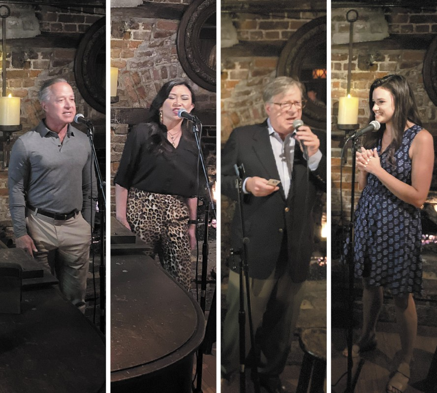 Tavern Tuesdays feature prominent locals performing classics.