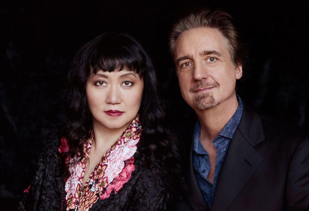 David Finckel & Wu Han - PHOTO BY LISA-MARIE MAZZUCCO