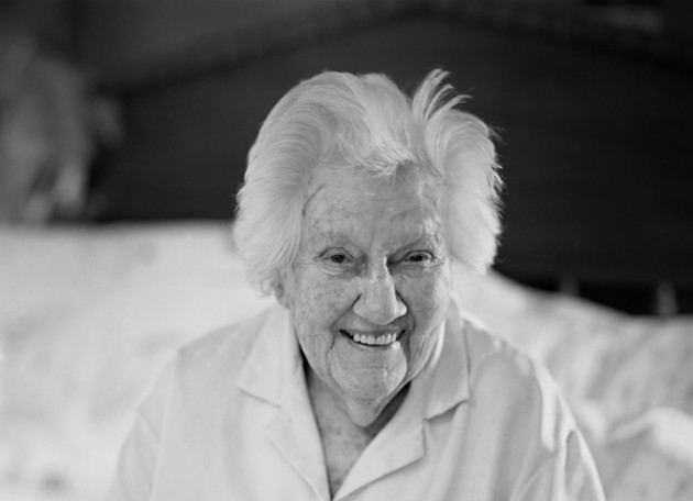 """Eleanor """"Sandy"""" Torrey West, the longtime guardian of Ossabaw Island, who passed away on Jan. 17 at age 108. - ROBERT S. COOPER"""
