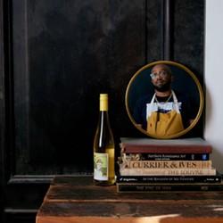 Chef Jared Jackson. - COURTESY OF EDEN SUPPER CLUB