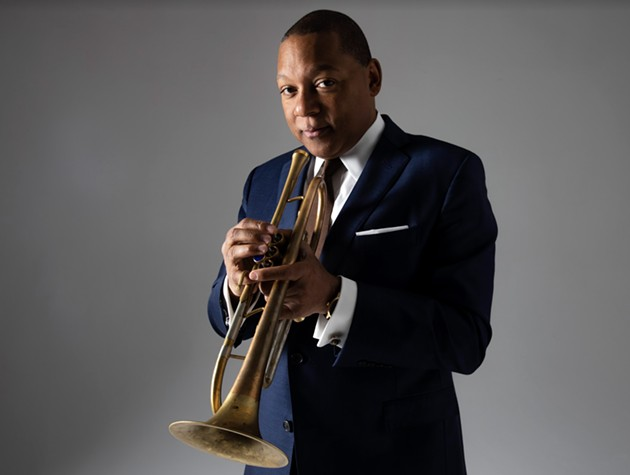 Wynton Marsalis is scheduled to perform during the Savannah Music Festival's spring season. - PHOTO COURTESY OF THE SAVANNAH MUSIC FESTIVAL
