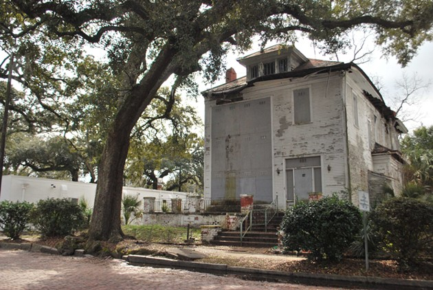 The Kiah House Museum building is considered an important site of Savannah's Black history. - NOELLE WIEHE/CONNECT SAVANNAH