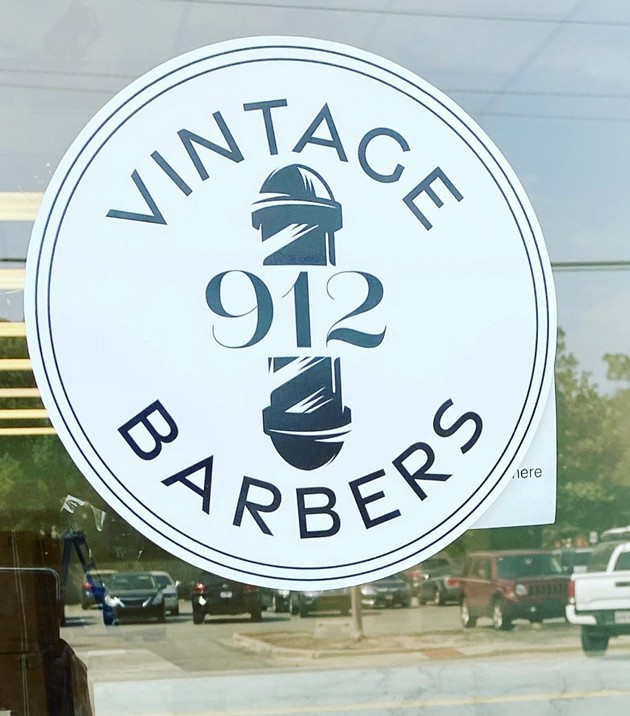 Vintage Barbers 912 will open at 4511 Habersham St. in the spring of 2021. - PHOTO COURTESY OF LISA HALL